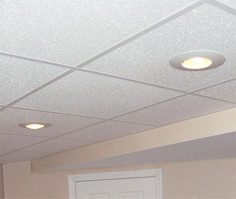 basement ceiling installation in des moines ames waterloo basement