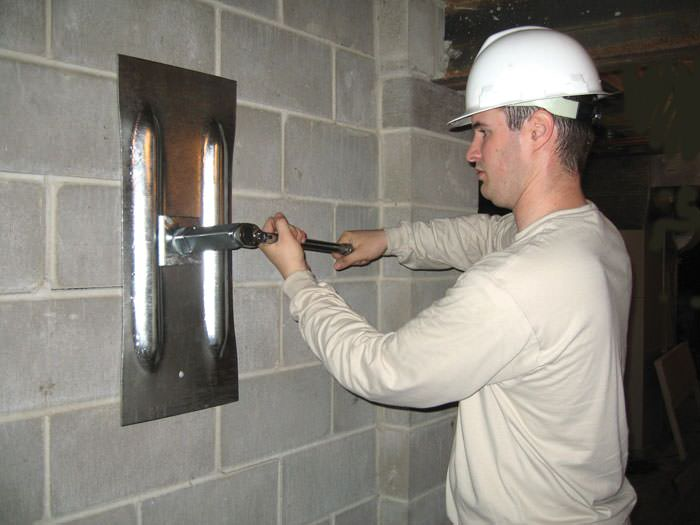 Foundation Wall Anchors Systems In Des Moines Ames