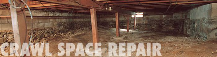 Midwest Basement Systems are the crawlspace repair experts!